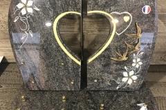 Grande plaque granit
