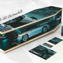 Cercueil Personnalisé Art-Automobile