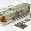 Cercueil Personnalisé Shabby-Romantic